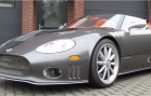 Spyker C8 BFM SUPERCHARGED 4 2 V8 500pk & 635Nm