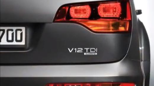Q7 6.0 V12 TDI